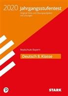 Jahrgangsstufentest Realschule Bayern 2020 - Deutsch 8. Klasse