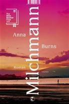 Anna Burns - Milchmann