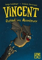 Sonja Kaiblinger, Fréderic Bertrand, Loewe Wow! - Vincent flattert ins Abenteuer