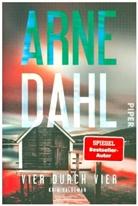 Arne Dahl - Vier durch vier