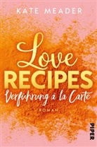Kate Meader - Love Recipes - Verführung à la carte