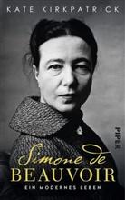 Kate Kirkpatrick - Simone de Beauvoir