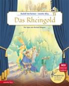 Rudolf Herfurtner, Anette Bley - Das Rheingold, m. Audio-CD