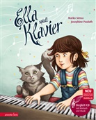 Marko Simsa, Josephine Pauluth - Ella spielt Klavier, m. Audio-CD