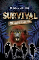 Andreas Schlüter, Stefani Kampmann - Survival - Der Schrei des Affen