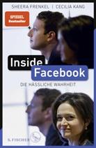 Sheer Frenkel, Sheera Frenkel, Cecilia Kang - Inside Facebook