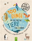 Philip Kiefer, Olav Marahrens - 100 Dinge, die du für die Tiere tun kannst