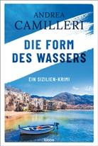 Andrea Camilleri - Die Form des Wassers