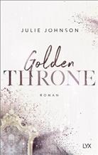 Julie Johnson - Golden Throne