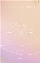 Anne Pätzold - When We Hope