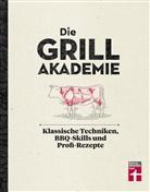 Peter Schulte, Thomas Zapp, Peter Schulte - Die Grillakademie
