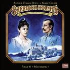 Arthur Conan Doyle, Sir Arthur Cona Doyle, Sir Arthur Conan Doyle, Marc Gruppe, Detlef Bierstedt, Joachim Tennstedt - Sherlock Holmes - Mayerling, 2 Audio-CD (Audio book)