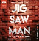 Nadine Matheson, Sandra Schwittau - Jigsaw Man - Im Zeichen des Killers, 2 Audio-CD, (Hörbuch)
