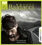 David Baldacci, Achim Buch - Doppelspiel, 2 Audio-CD, MP3 (Hörbuch)