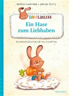 Andrea Kuhrmann, Nadine Reitz - Lenni Langohr - Ein Hase zum Liebhaben