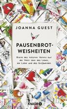 Joanna Guest - Pausenbrot-Weisheiten
