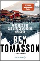 Ben Tomasson - Forsberg und das verschwundene Mädchen