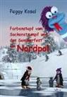 Peggy Kosel - Farbenstopf vom Sockenstrumpf und das Sommerfest am Nordpol