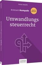 Florian Anderlik, Florian (Dipl.-Finw.) Anderlik - #steuernkompakt Umwandlungssteuerrecht