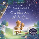 Sam Taplin, Jennifer Bell - Mein leuchtendes Gute-Nacht-Buch: Der kleine Bär zählt die Sterne