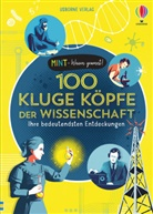 Rob Lloyd Jones, Abigai Wheatley, Abigail Wheatley, Leonard Dupond - MINT - Wissen gewinnt! 100 kluge Köpfe der Wissenschaft