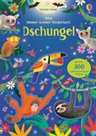 Kirsteen Robson, Gareth Lucas - Mein Immer-wieder-Stickerbuch: Dschungel