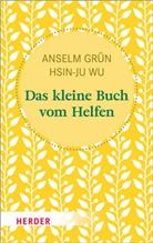 Grün Anselm, Hsin-Ju Wu - Das kleine Buch vom Helfen