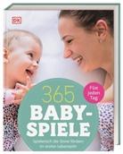Susannah Steel - 365 Babyspiele für jeden Tag