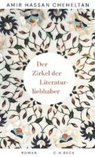 Amir Hassan Cheheltan - Der Zirkel der Literaturliebhaber