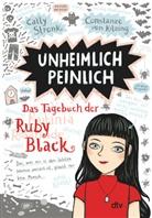 Cally Stronk, Constanze von Kitzing - Unheimlich peinlich - Das Tagebuch der Ruby Black