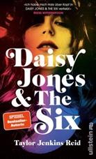 Taylor Jenkins Reid, Taylor Jenkins Reid - Daisy Jones & The Six