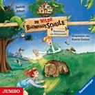 Judith Allert, Katrin Gerken - Die wilde Baumhausschule - Nachsitzen um Mitternacht, Audio-CD (Hörbuch)