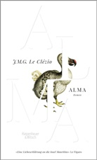 J. M. G. Le Clézio, Jean-Marie G. Le Clézio, Uli Wittmann - Alma