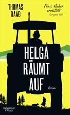 Thomas Raab - Helga räumt auf