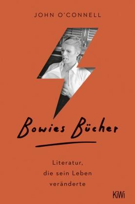 John OConnell, John O'Connell, Luis Paadín, Luis Paadín, Tino Hanekamp - Bowies Bücher - Literatur, die sein Leben veränderte