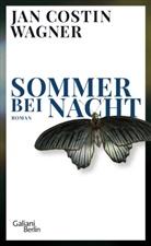 Jan Costin Wagner - Sommer bei Nacht