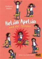 Stefanie Höfler, Anke Kuhl, Anke Kuhl - Helsin Apelsin und der Spinner