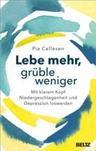 Pia Callesen, Adrian Wells, Kerstin Schöps - Lebe mehr, grüble weniger