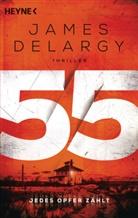 James Delargy - 55 - Jedes Opfer zählt