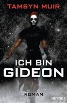 Tamsyn Muir - Ich bin Gideon
