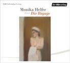 Monika Helfer, Monika Helfer - Die Bagage, 4 Audio-CD (Hörbuch)