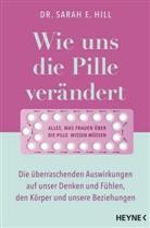 Sarah E (Dr.) Hill, Sarah E. Hill - Wie uns die Pille verändert