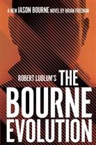 Freeman Brian Freeman, Brian Freeman, ROBERT LUDLUM - Robert Ludlum's The Bourne Evolution