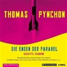 Thomas Pynchon, Bibiana Beglau, Golo Euler, Corinna Harfouch, Jens Harzer, Wolfram Koch... - Die Enden der Parabel, 13 Audio-CD (Hörbuch)