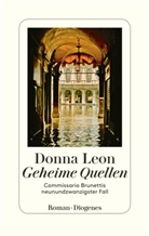 Donna Leon - Geheime Quellen