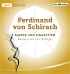 Ferdinand Von Schirach, Lars Eidinger - Kaffee und Zigaretten, 1 Audio-CD, MP3 (Hörbuch)
