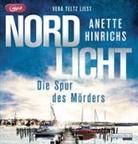 Anette Hinrichs, Vera Teltz - Nordlicht - Die Spur des Mörders, 2 Audio-CD, MP3 (Hörbuch)