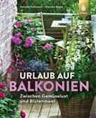 Natalie Fassmann, Monika Kratz - Urlaub auf Balkonien