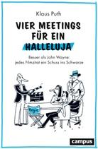 Klaus Puth - Vier Meetings für ein Halleluja