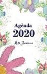 Luisette Carmen Kraal - Agenda 2020 (White)
